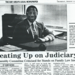 beating up on judiciary